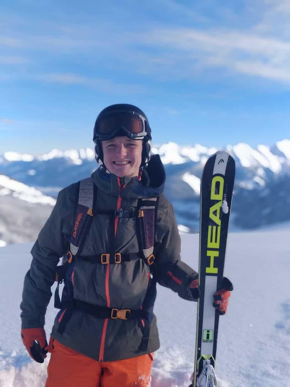 Frits Thijs, reisgids skihuttentocht groepsreizen voor wintersporters in Oostenrijk
