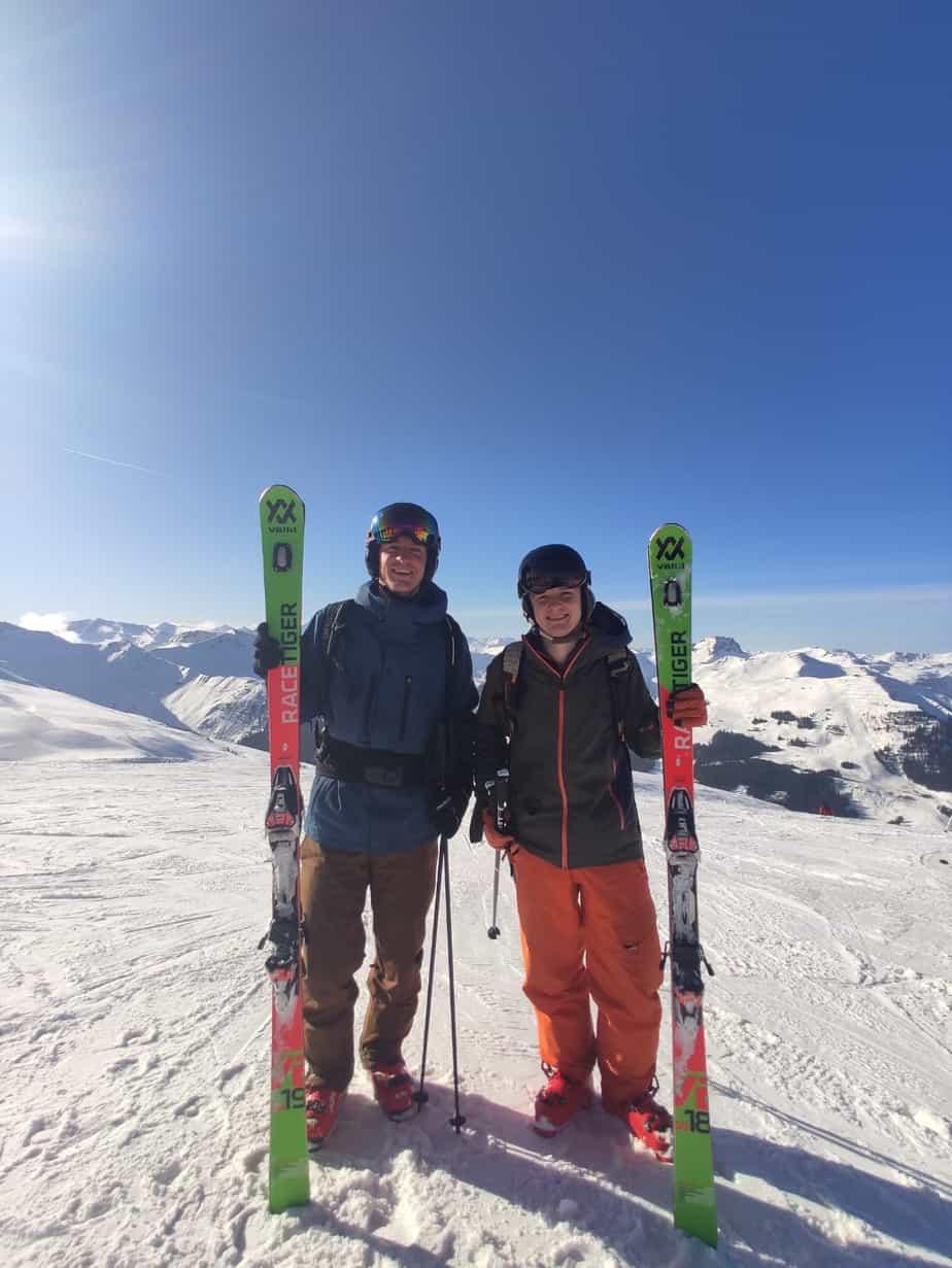 Neem contact met Frits of Jaap op voor jouw wintersportvakantie in Tirol en Salzurg