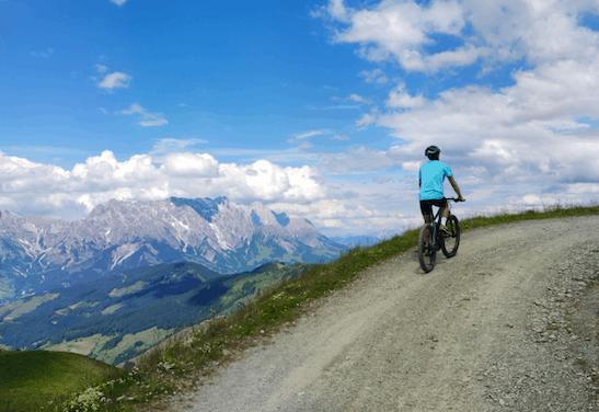 Sportieve vakantie in Oostenrijk