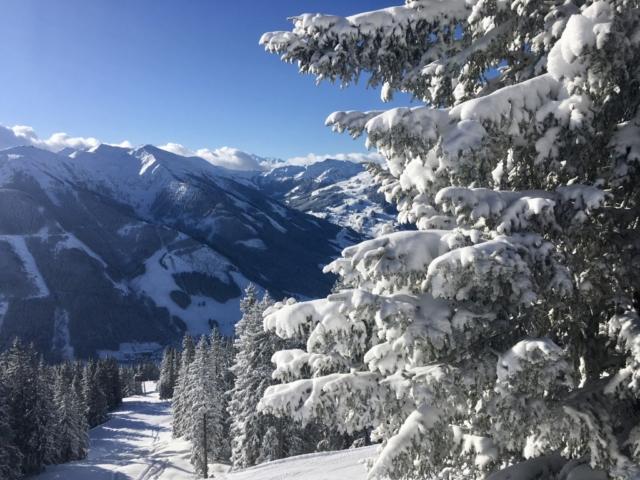 Sneeuw Saalbach-Hinterglemm