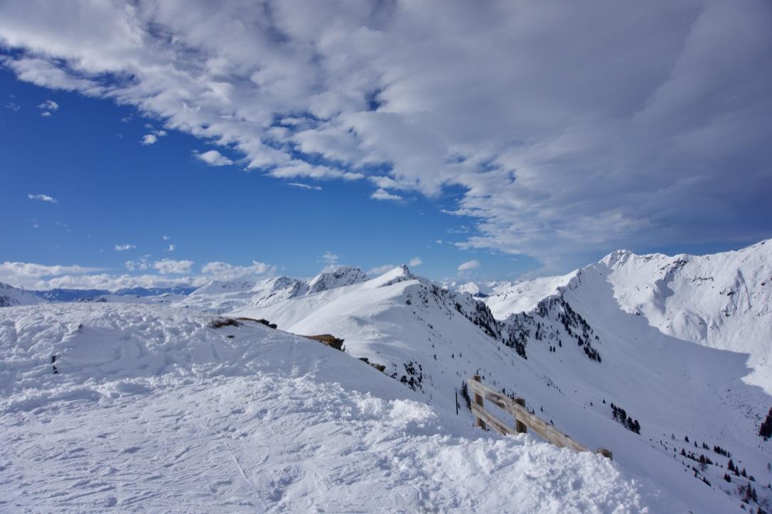 uitzicht alpex skihuttentocht