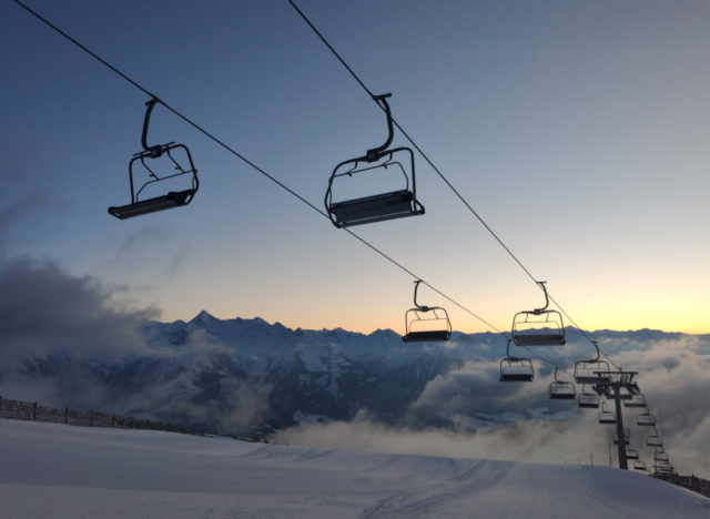 Lift in Zell am See