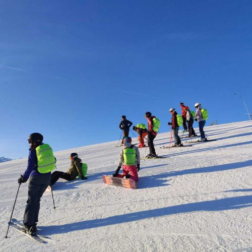 georganiseerde groepsreizen wintersport